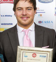 Craig Buckley Wins Young Fish Frier Of The Year