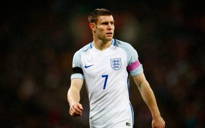 Mobile fish and chips – James Milner's Wedding