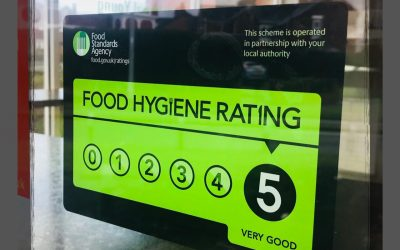 The Fish Bar Awarded 5 Star Food Hygiene Rating